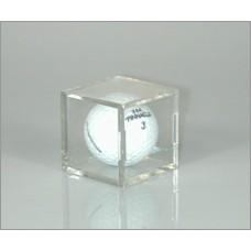 QB1 Ballqube Golf Ball Display Case